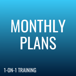 Neural Performance Training Monthly Plan