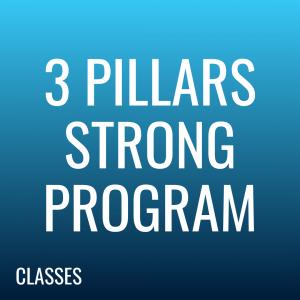 Neural Performance Training 3 Pillars Strong